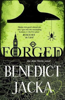 Forged (Benedict Jacka)