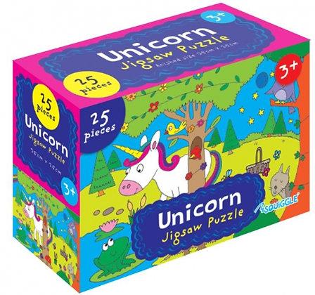 Unicorn 25 Pieces Jigsaw Puzzle