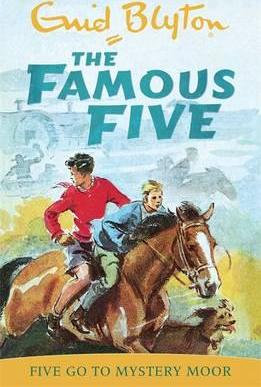 The Famous Five: Five Go To Mystery Moor