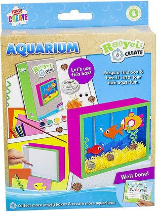 Recycle & Create Aquarium Craft Sets