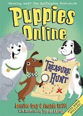 Puppies Online Treasure Hunt