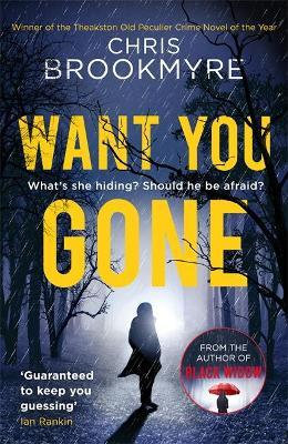 Want You Gone (Chris Brookmyre)
