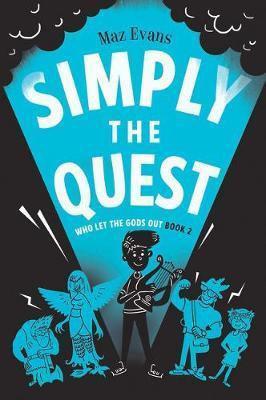 Simply The Quest (Maz Evans)