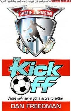 Jamie Johnson: The Kick Off