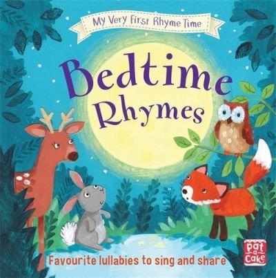 My Very First Rhyme Time: Bedtime Rhymes (Hardback)