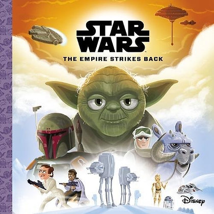 Star Wars The Empire Strikes Back (Hardback)