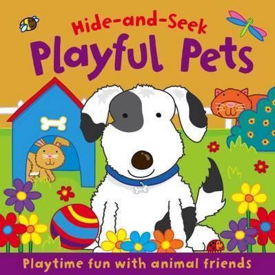 Hide and Seek: Playful Pets
