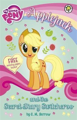 My Little Pony: Applejack And The Secret Diary Switcheroo