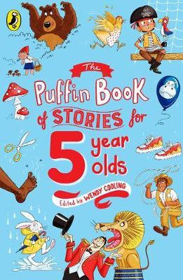 The Puffin Book Of Stories For Five Year Olds