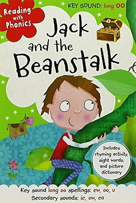 Jack And The Beanstalk (Reading With Phonics) (Hardback)