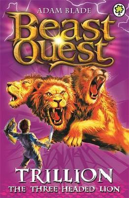 Beast Quest: Trillion The Three Headed Lion