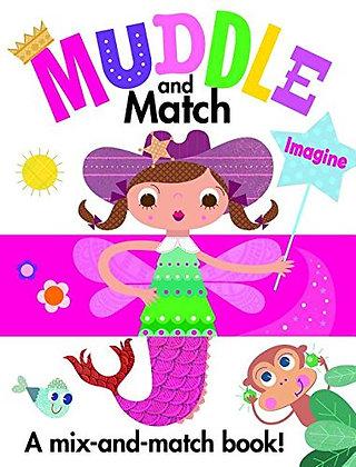 Muddle And Match: Imagine (A Mix-And-Match Book)