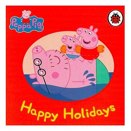 Happy Holidays (A Peppa Pig Board Book)