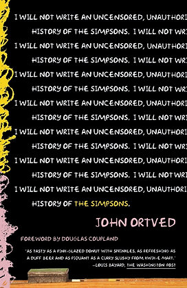The Simpson: An Uncensored, Unauthorised History