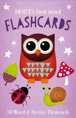 Hoot's First Word Flashcards