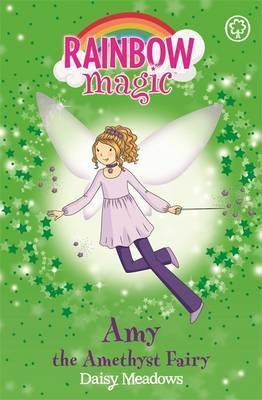 Rainbow Magic: Amy The Amethyst Fairy