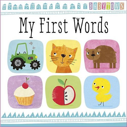 My First Words (Baby Town)