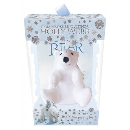 The Snow Bear (Book and Cuddly Toy Gift Set)