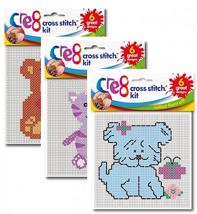 Cross Stitch Kit (Various)