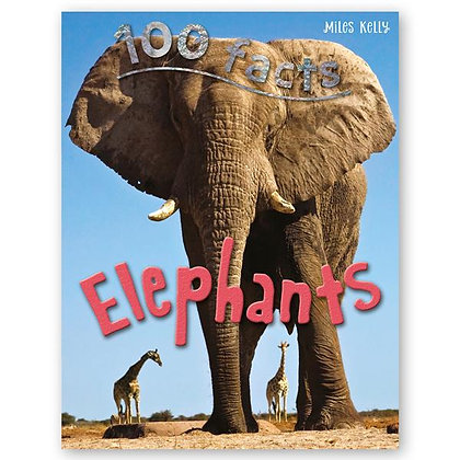 Elephants (100 Facts)