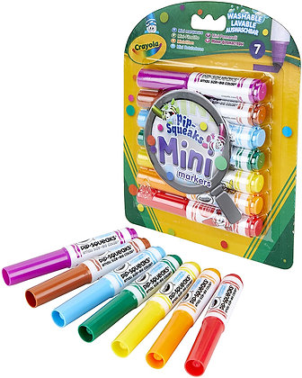 Crayola Mini Markers (7 Pack)