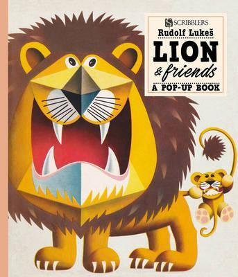 Lion and Friends: A Pop Up Book