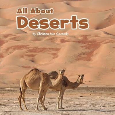 All About Deserts (Hardback)