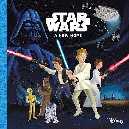 Star Wars A New Hope (Hardback)