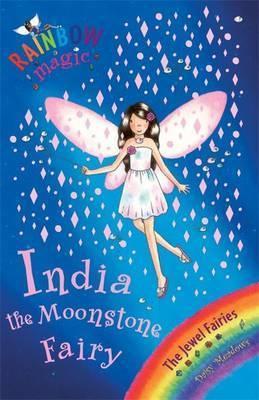 Rainbow Magic: India The Moonstone Fairy