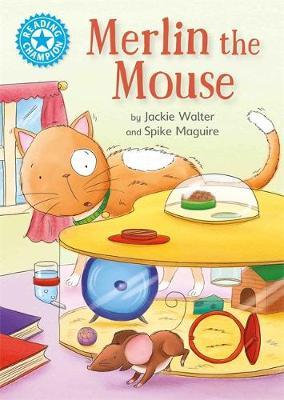 Merlin The Mouse (Reading Champion Blue 4)