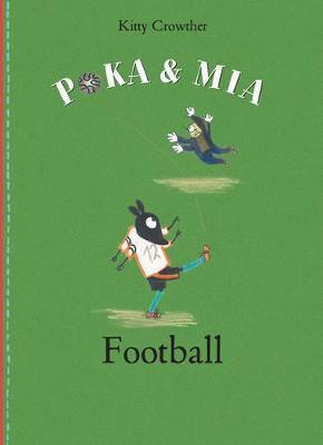 Poka and Mia: Football (Hardback)