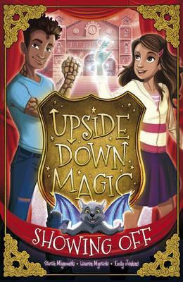 Upside Down Magic: Showing Off