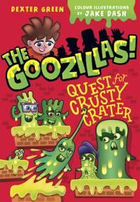 The Goozillas! Quest For Crusty Crater