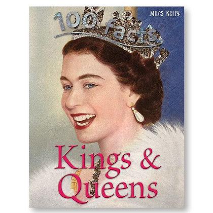 Kings And Queens (100 Facts)