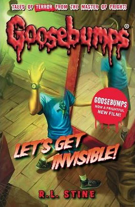 Goosebumps: Let's Get Invisible