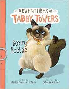 Boxing Bootsie (Adventures at Tabby Towers)