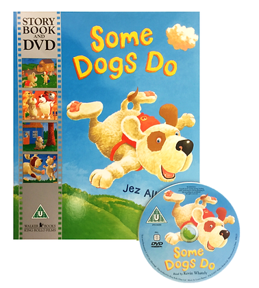 Some Dogs Do (Story Book and DVD)