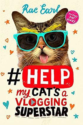 #Help My Cat's A Vlogging Superstar!