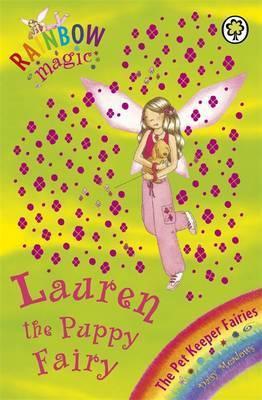 Rainbow Magic: Lauren The Puppy Fairy
