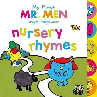My First Mr Men: Nursery Rhymes (Board Book)