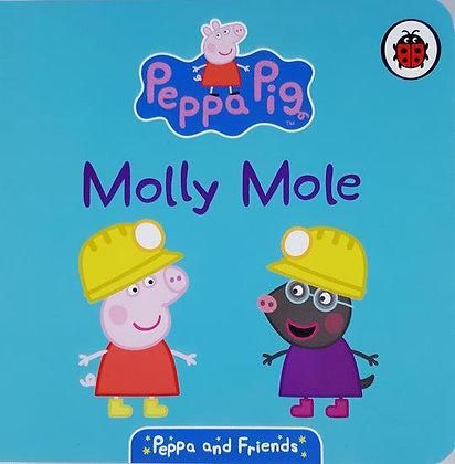 Molly Mole (Peppa Pig Board Book)
