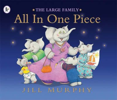 The Large Family: All In One Piece