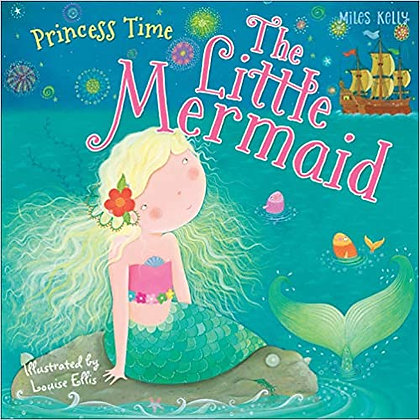The Little Mermaid (Story Time)