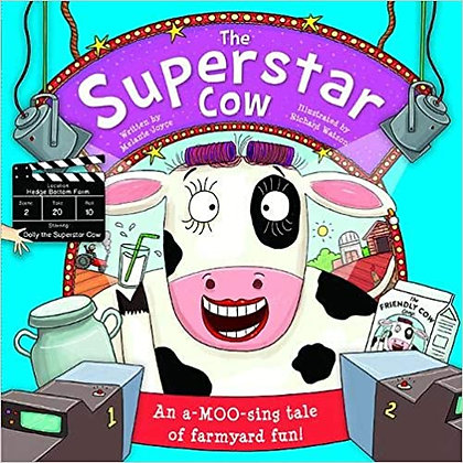 The Superstar Cow