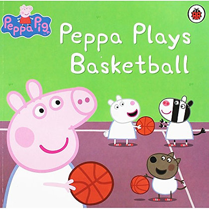 Peppa Pig: Peppa Plays Basketball