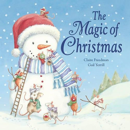 The Magic of Christmas (Hardback)