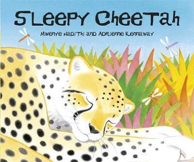 African Animal Tales: Sleeping Cheetah
