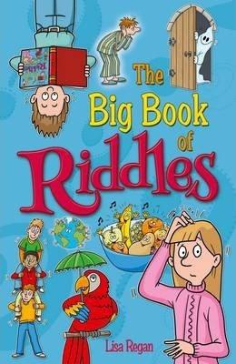 The Big Book Of Riddles (Hardback)