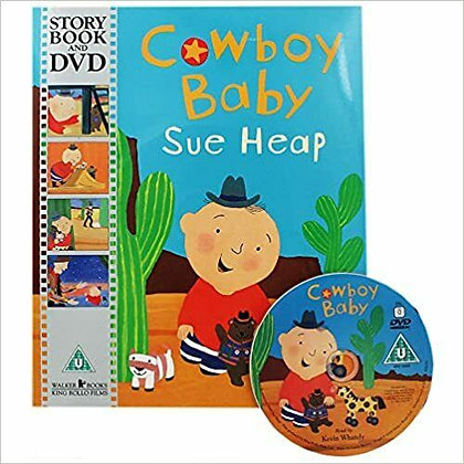 Cowboy Baby (Story Book and DVD)