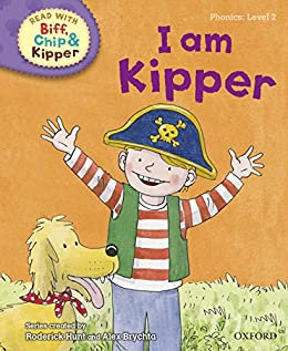 I Am Kipper (Read With Biff, Chip and Kipper) Level 2